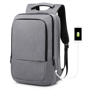 Business Backpack with USB Connect