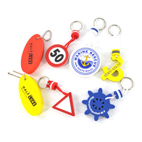 EVA Floating Key Chain