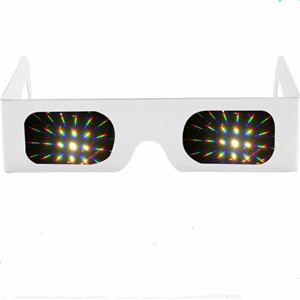 Promotional Diffraction Glasses