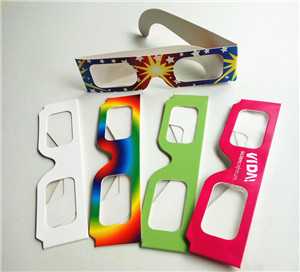 Gift Diffraction Glasses Heart