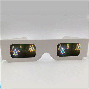 Giveaway Diffraction Grating Glasses