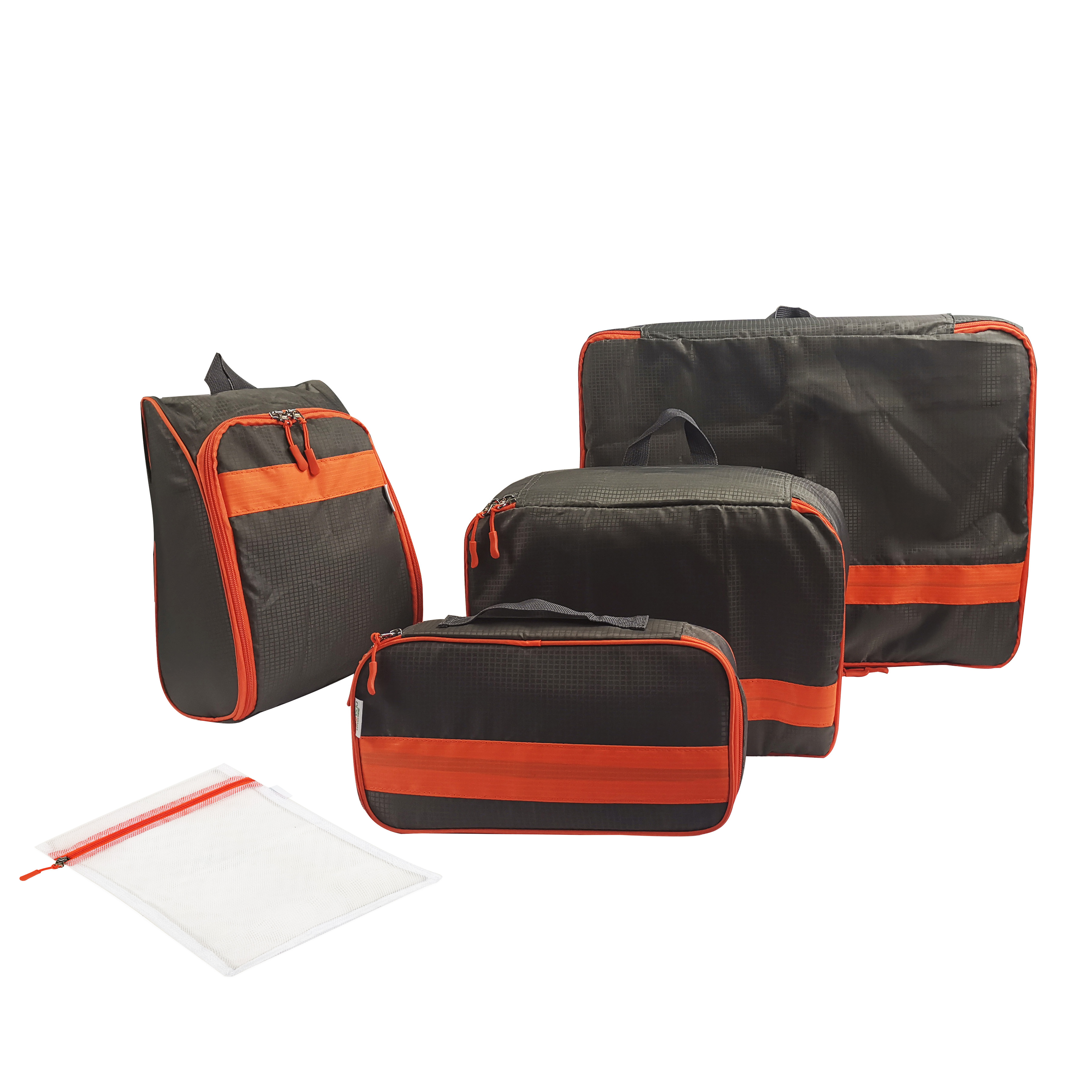 6 set packing cubes packing luggage bag travel organizer packing cubes  3 buyers