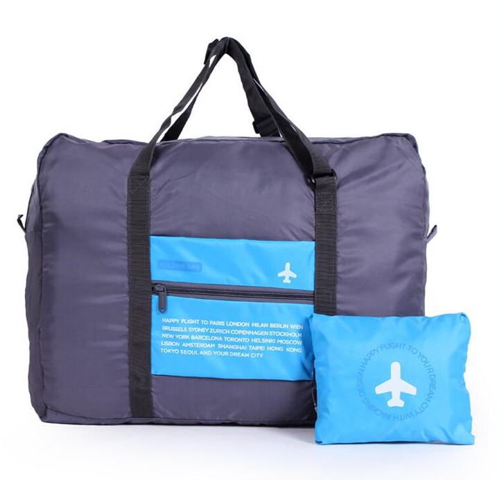 hot sale Waterproof nylon flight folding big size cheap travel bag