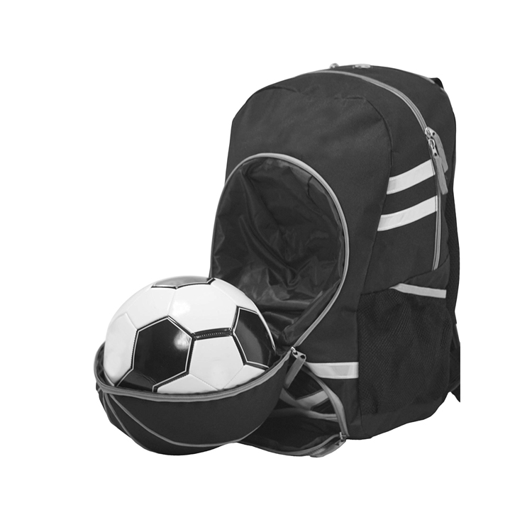 Custom Backpack Football Soccer Sports Bag with Ball holder