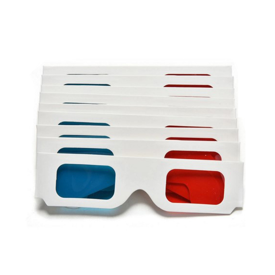 Promotional Custom Diffraction Glasses